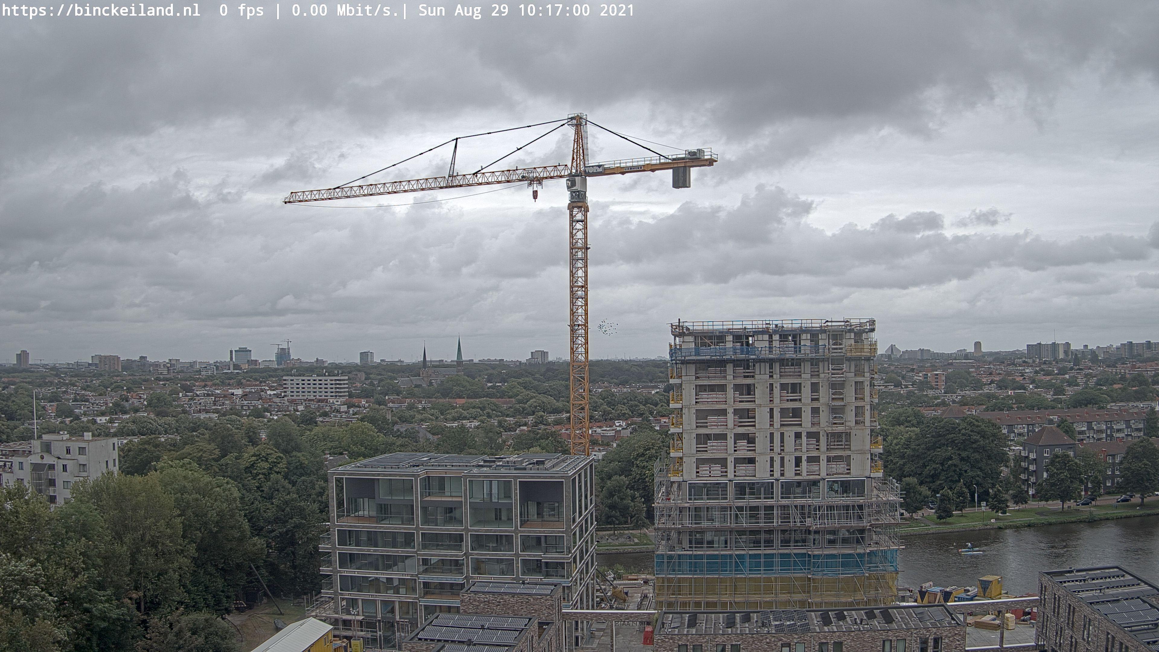 WebCam.NL | ultraHD 4K camera Binck, Den Haag.