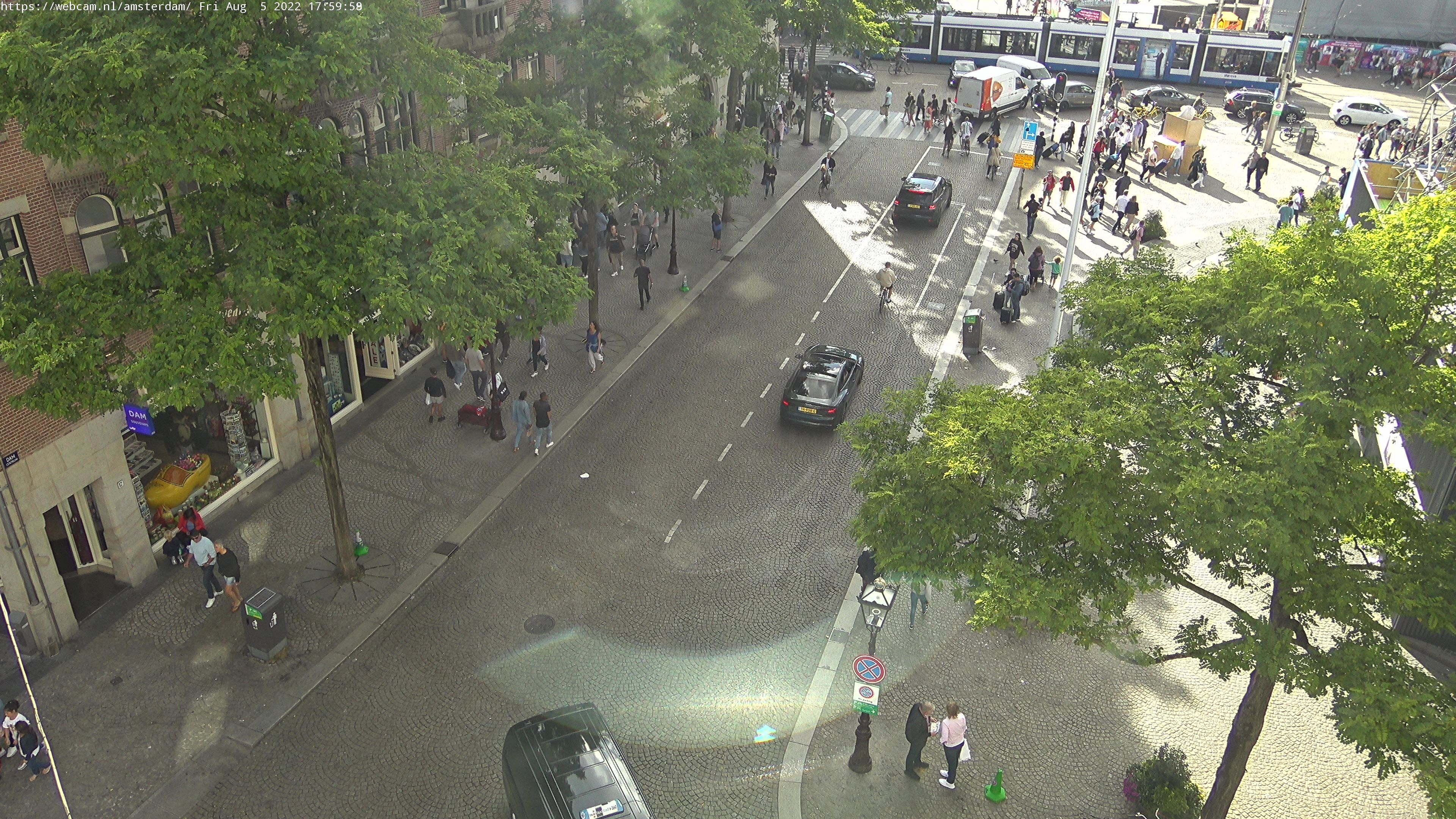 webcam live view Amsterdam